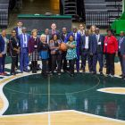 African Vice Chancellors and Spartan basketball