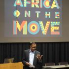 Africa on the Move, Oct 11-13, 2018. College of Communication Arts and Sciences