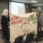 Year of Global Africa: Campus Activism for Justice, from Southern Africa to Michigan. Sept 27-28, 2018. MSU Library. Photo by Shelby Kroske.